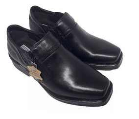Sapato Ferracini Masculino De Couro