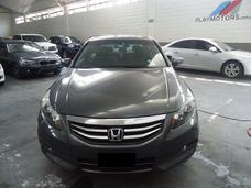 Honda Accord Exl4 Gris 2012