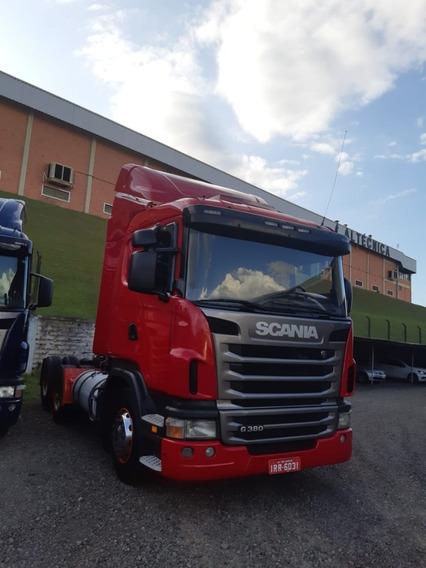 Scania G380 A6x2 Ano 2011