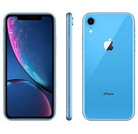iPhone Xr Azul 6,1 4g 64 Gb Câmera De 12 Mp - Mrya2br/a