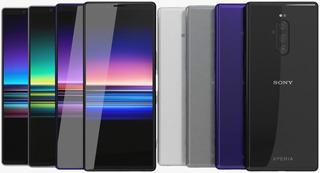 Sony Xperia 1 (6gb 128gb Negro)