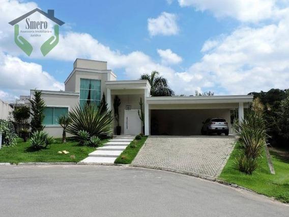 Casa Com 2 Dormitórios À Venda, 370 M² Por R$ 1.800.000 - Jardim Do Golf I - Jandira/sp - Ca0524
