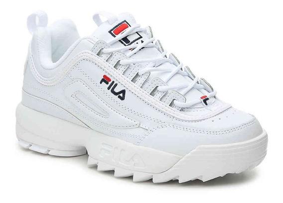 Zapatillas Fila Disruptor Ii Originales Con Caja Hasta 44