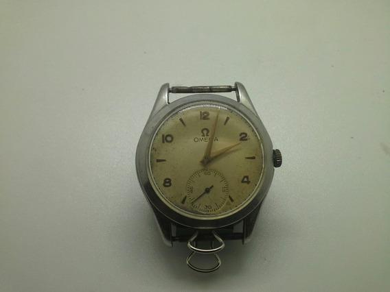 Relógio De Pulso Omega A Corda Funcionando Swiss 17 Jewels