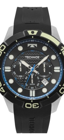 Relógio Technos Acqua Masculino Cronógrafo Original
