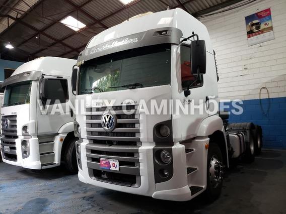 Vw 25390 6x2 Cabinado Ñ 25420 Fh Volvo Scania Mb Axor