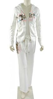 Pants Blanco, Chamarra Y Pantalón Juicy Couture