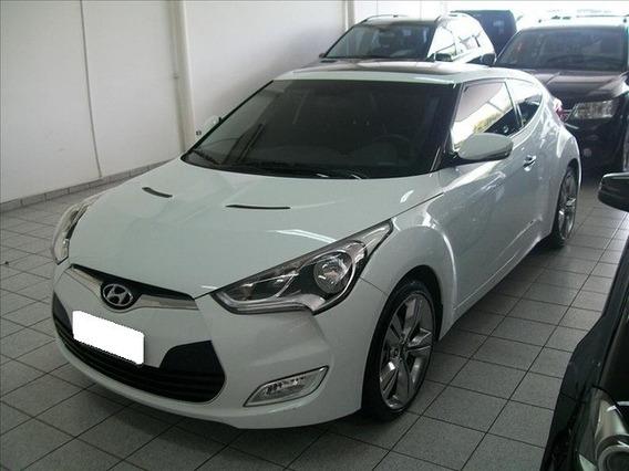 Hyundai Veloster 1.6 Branco 16v Gasolina 3p Aut. 2013