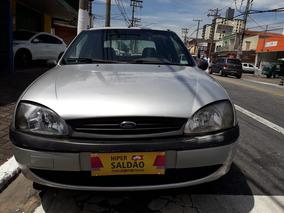 Ford Fiesta 2002 1.6 Glx 5p - Esquina Automoveis