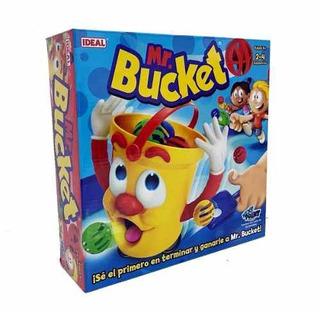 Mr. Bucket Agarra La Bola Original Next Point Tv