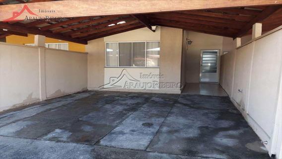 Casa De Condomínio Com 2 Dorms, Parque São Luís, Taubaté - V1536