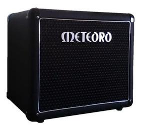 Caixa Meteoro Mht-112g Cubo Amplificador De Guitarra Preto