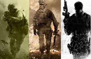 Call Of Duty: Modern Warfare Trilogia Xbox 360 / Xbox One