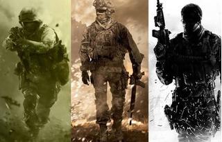 Call Of Duty: Modern Warfare Trilogia Xbox 360 / Xbox One