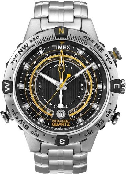 Relógio Timex Masculino E-tide T2n738pl/ti