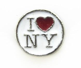 Charme Para Cápsula, Eu Amo Nova York, I Love Ny