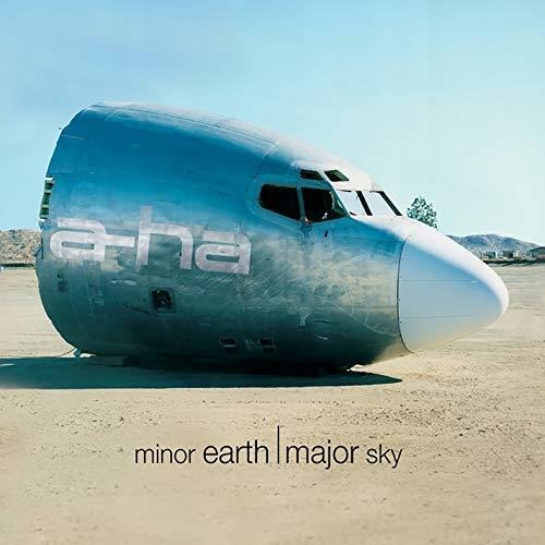 Cd : A-ha - Minor Earth Major Sky (2 Discos)