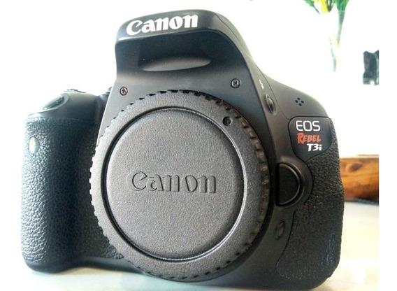 Câmera Canon T3i Semi Nova