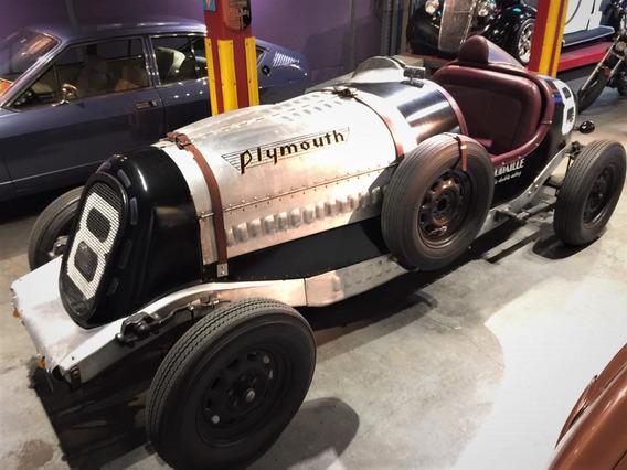 Baquet Plymouth 1936 Unica Para Entendidos!!!!!!!!