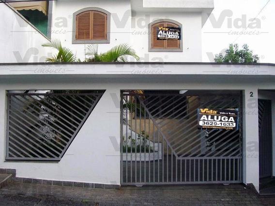Casa Sobrado Para Locação Em Jardim Das Flores - Osasco - 15918
