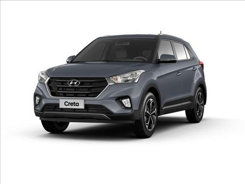Imagem 1 de 14 de Hyundai Creta 1.6 Attitude 16v Flex 4p Manual