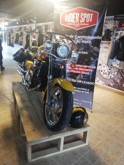 Honda Magna Vf 750 The Rider Spot