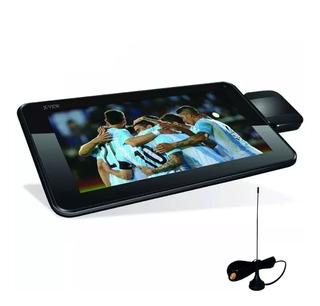 Antena Tv Digital Tablet Celular Android Sintoniza Television Digital Abierta Garantia