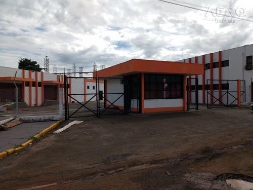 Barracão Comercial Para Locação, Parque São Geraldo, Bauru - Ba0061. - Ba0061