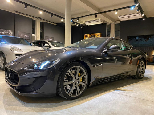 Imagen 1 de 14 de Maserati Gran Turismo Gran Turismo
