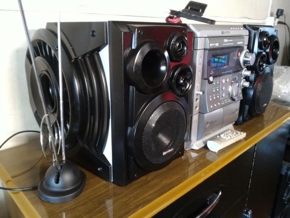 Gradiente Mini System As 580