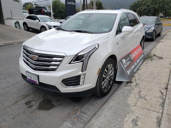 Camioneta Suv Lujo Cadillac Xt5 B Premium Awd 2019 Demo