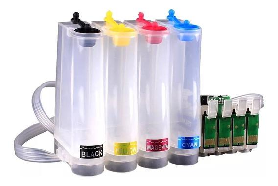 Bulk Ink Epson Tx125 T25 Tx123 Tx135 Tx133 Promoçao