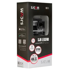 Camera Sjcam Sj6 Legend 4k 16mp 2telas Wi-fi-original