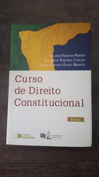 Curso De Direito Constitucional - Gilmar Mendes