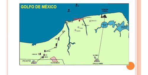 Imagen 1 de 4 de Vena Terrenos Tabasco Mexico  Yacimientopetroero Y Gas  Aa
