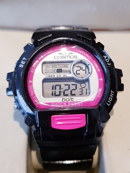 Relógio Feminino Digital Cosmos