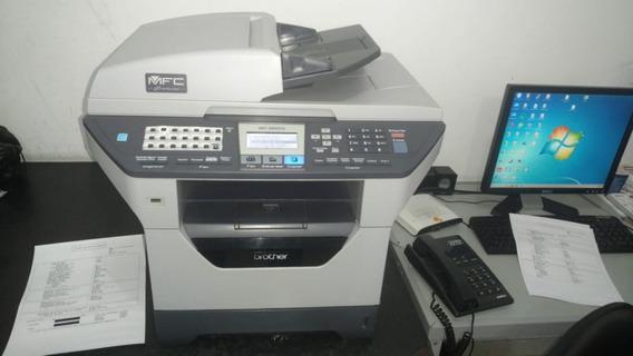 Multifuncional Brother Mfc-8890dw (com Duplex E Wireless)