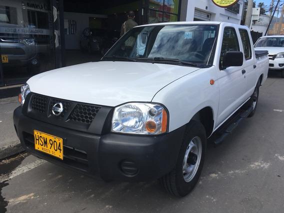 Nissan Frontier Np300 2014 4x2