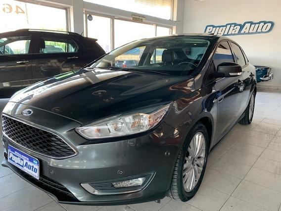 Ford Focus Iii Se Plus 2018 Cuero 37000 Kms Nuevo!
