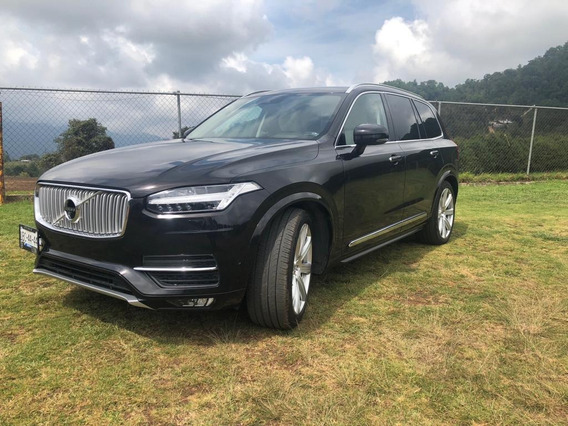 Volvo Xc90 2.0 T6 Inscrption Awd At 2016