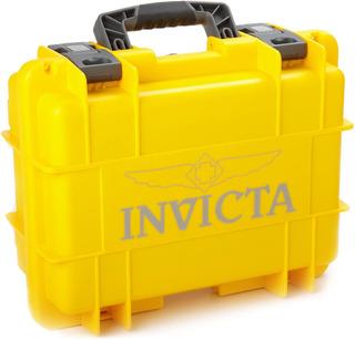 Invicta Ig0098-rlc8s-y - Caja De Reloj De Plástico Con 8 Ran
