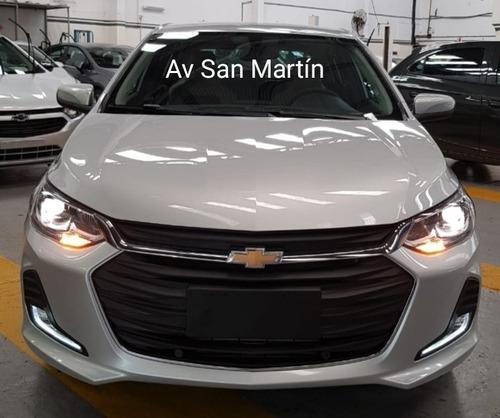 Chevrolet Nuevo Onix 1.0 Premier Automatico 0km 2020 2021 Mm