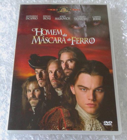 Dvd O Homem Da Máscara De Ferro-raro-legendado(frete 10)