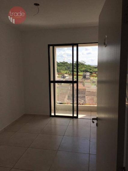 Apartamento Com 2 Dormitórios Para Alugar, 44 M² Por R$ 1.050/mês - Distrito De Bonfim Paulista - Ribeirão Preto/sp - Ap4278