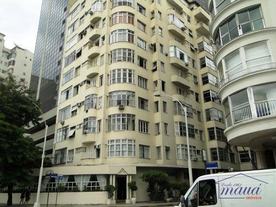 Apartamento Flamengo Com Vista Mar E Localização Privilegiada - Ap0074