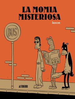 La Momia Misteriosa, Jason, Astiberri