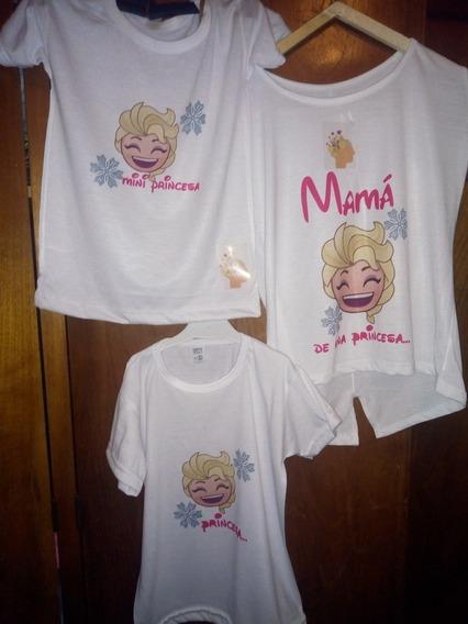 Remeras Para Mamá