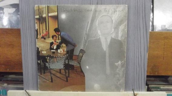 Lp - Nac - Robert Fripp - God Save The Queen - Frete 15,00