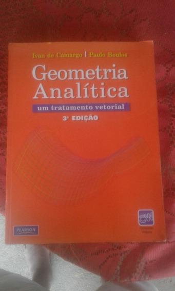 Livro Geometria Analática
