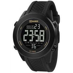 Relógio X Games Masculino Xmnpd001 Pxpx Preto - Refinado